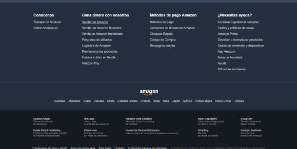 agencia seo amazon como vender en amazon por a traves vendedor particular empresa sin ser autonomo