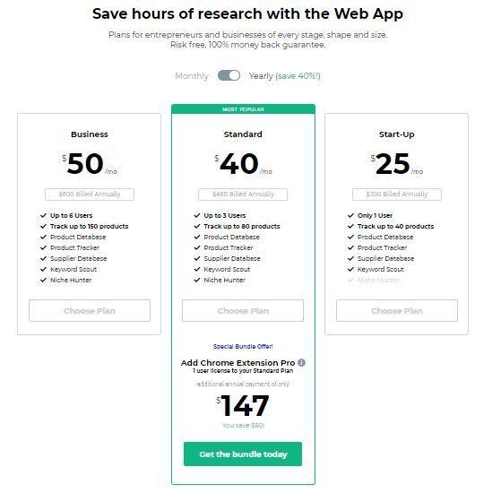 jungle scout vender en amazon herramienta tool curso nichos victorgbarco web app