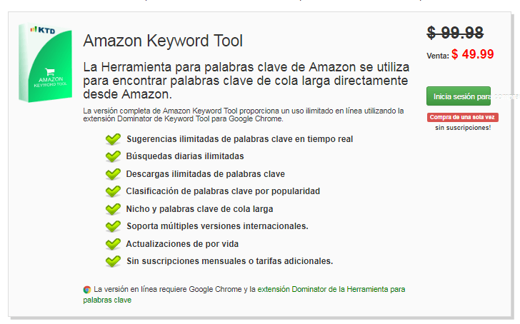 amazon tool fba keyword product research seller search volumen best mejores free terms seo victorgbarco keyword dominator