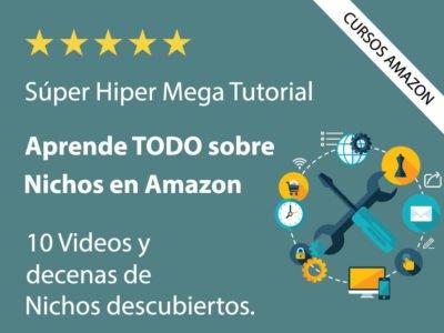Aprende TODO sobre Nichos en Amazon