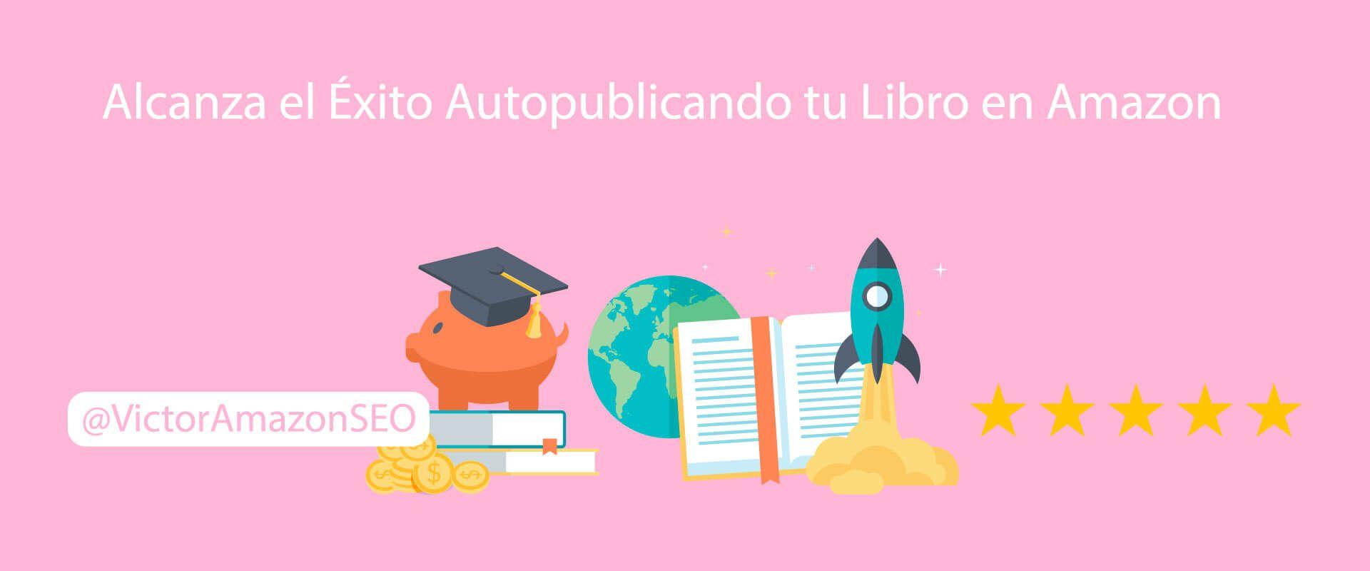 ¿Cómo publicar un libro en Amazon y conseguir éxito?