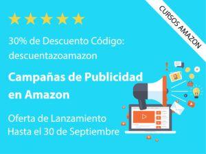 Curso Amazon ADS vender en amazon como empresa particular rentable curso para publicidad ads sponsored products brands ppc