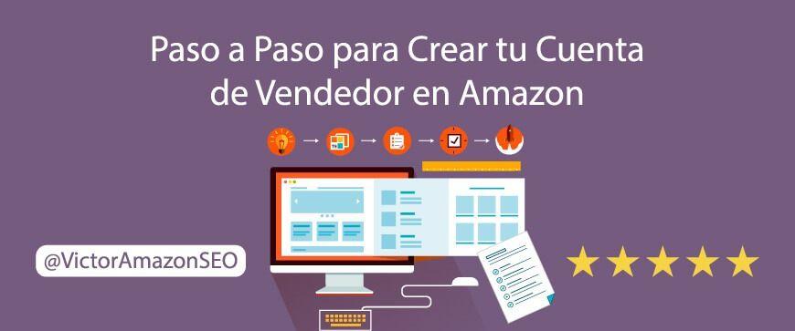 crear cuenta en Amazon paso a paso