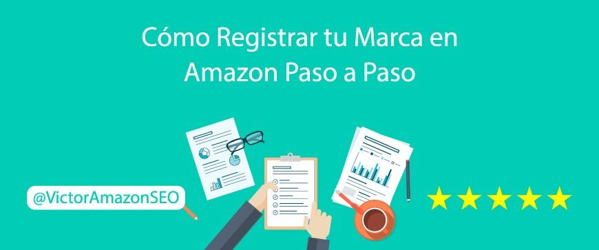 Como registrar marca Amazon seller central