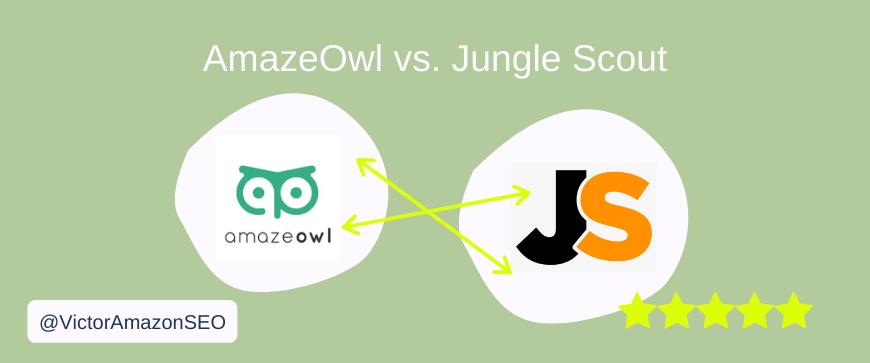 amazeowl, jungle scout, herramientas amazon