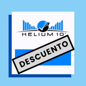 Helium 10 descuento