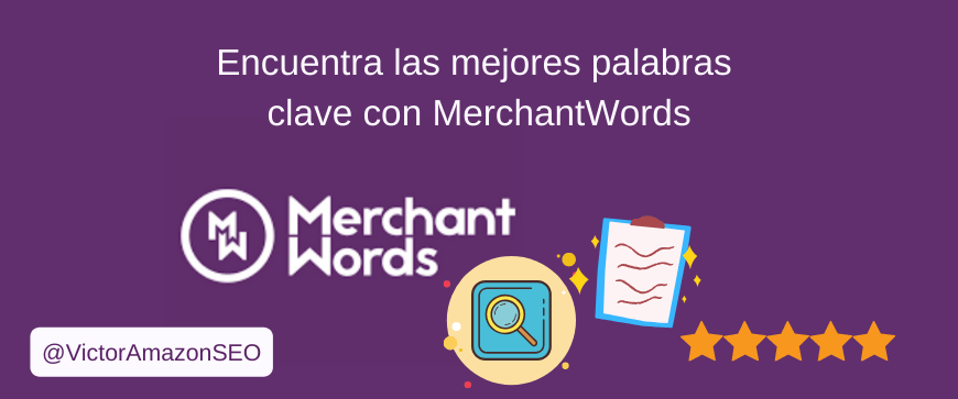 merchantwords, kw amazon, que es merchantwords