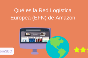 Red logística europea de amazon