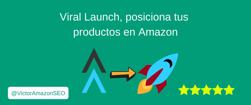 viral launch, que es viral launch, viral launch amazon