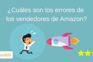 errores vendedores amazon