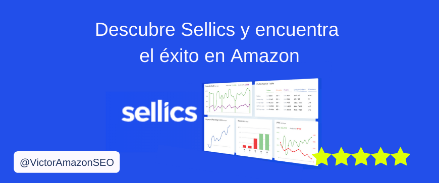 sellics amazon, que es sellics amazon, sellics, usar sellics amazon