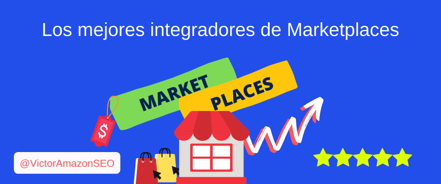 integradores marketplaces, integradores amazon, vender en amazon
