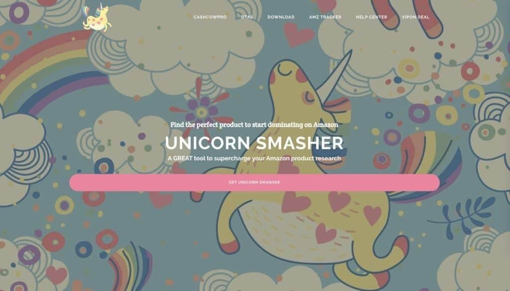 unicorn smasher home