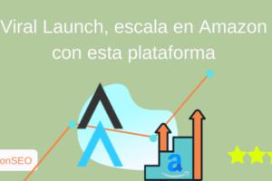 viral launch plataforma amazon