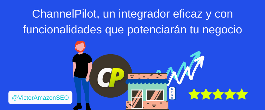 ChannelPilot, channelpilot integrador amazon