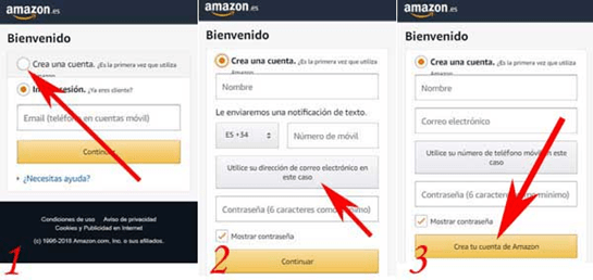 Integrar Channeladvisor con Amazon