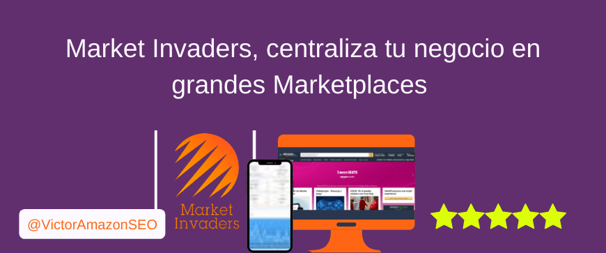 Market Invaders, que es integrador market invaders