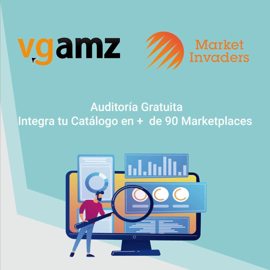 Market Invaders el Integrador que centralizará tu negocio en los mejores Marketplace